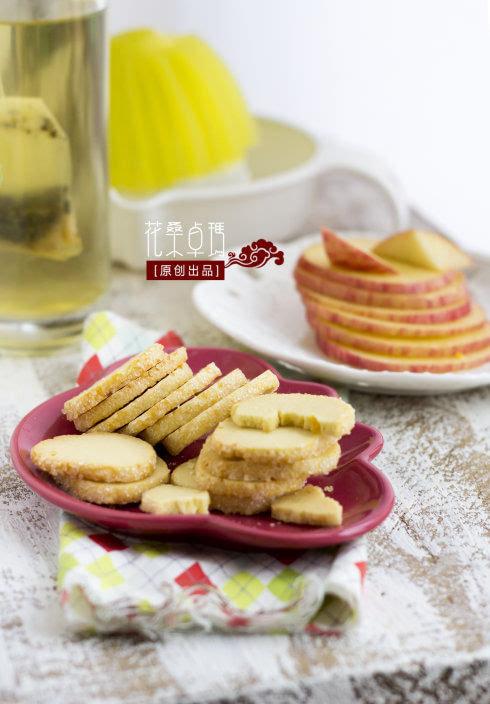 【527】清新扑鼻:柠檬糖浆脆饼