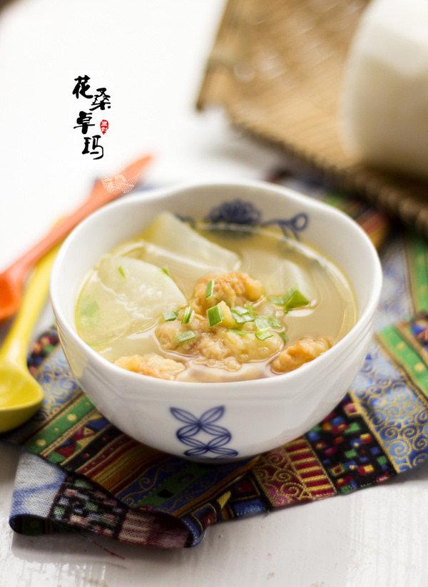节后养生——酥肉萝卜汤