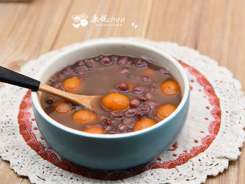 【芋圆红豆沙】应节的补血又美容美颜甜品