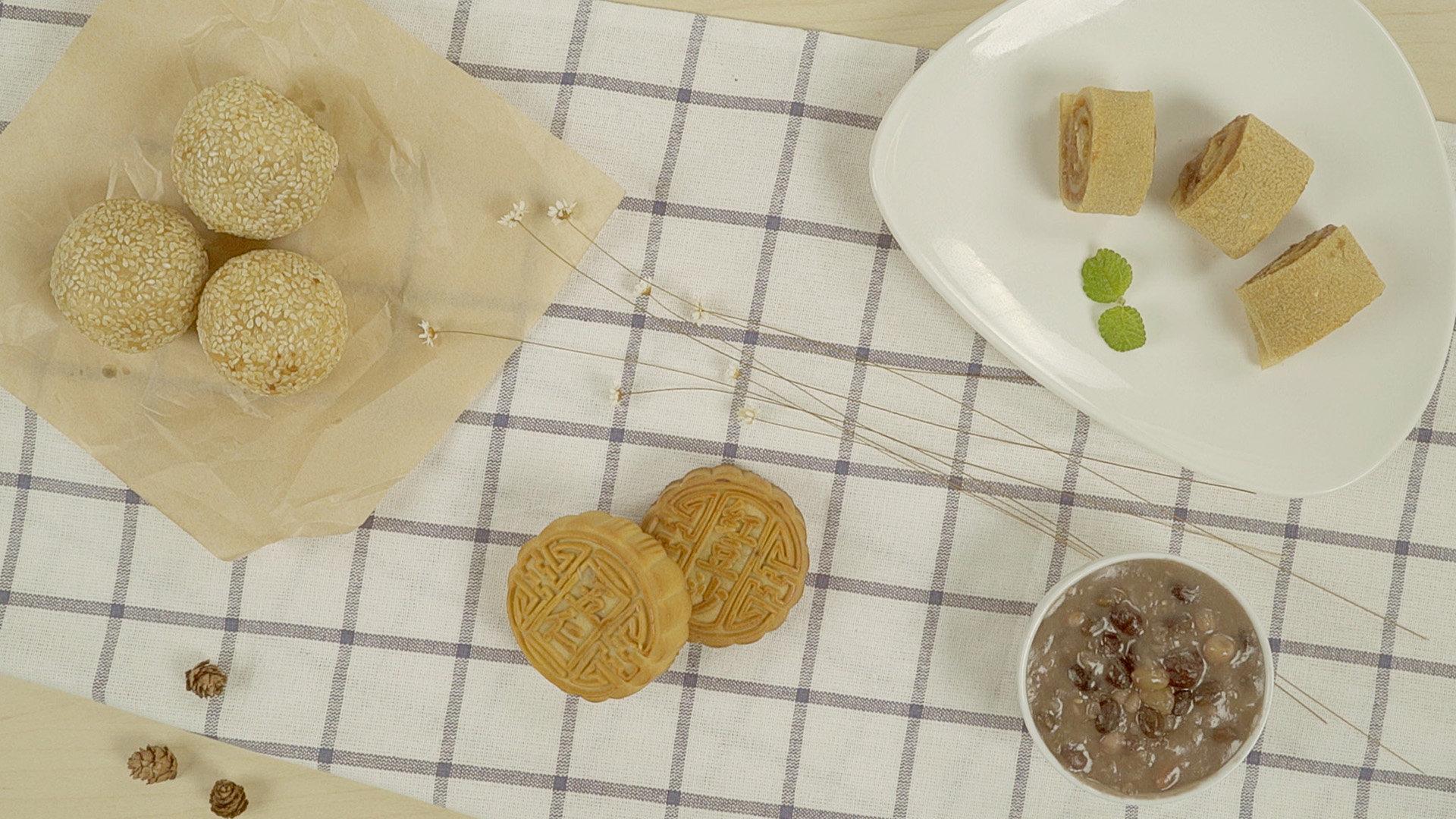 月饼的3种新奇吃法,开发月饼的无限潜能!