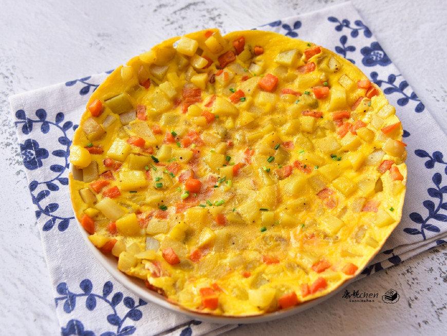 土豆这样做,比土豆饼简单,比土豆泥更香,太好吃了,每次吃不够