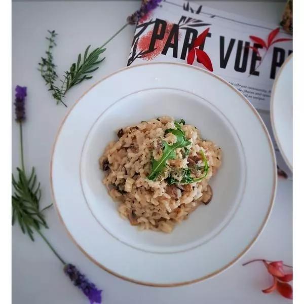 意大利蘑菇烩饭:点击率最高的意大利菜肴