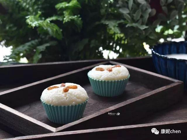 大米别只用来煮饭了,用来做这糕点,简单易做,香甜松软有弹性