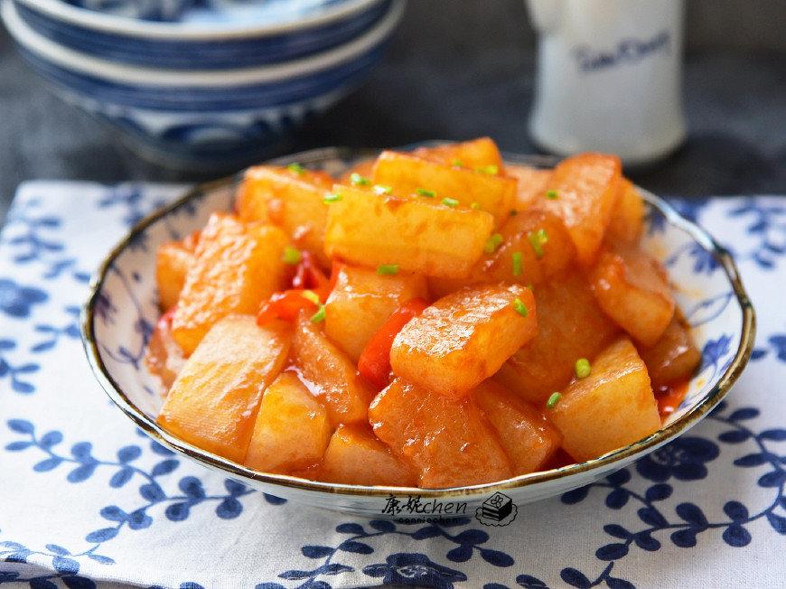 孩子说冬瓜还能这样做,比肉还好吃,做好端上桌抢着吃,吃个精光