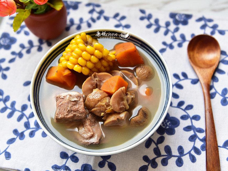 它被称为动物人参,用来煲汤鲜美可口,健脾开胃,孩子喝强筋壮骨