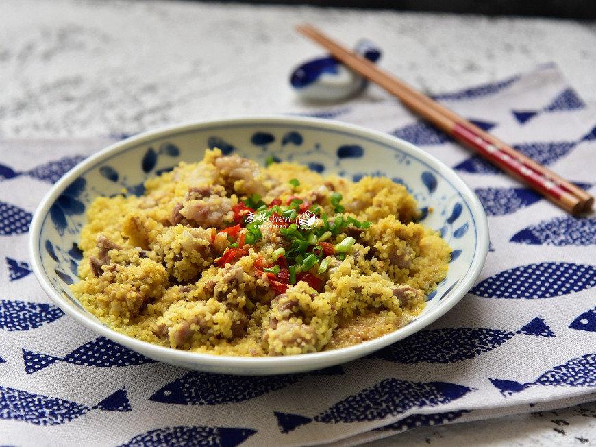 小米别只煮粥了,这样做简单又好吃,补钙补铁,滋养身心,很营养