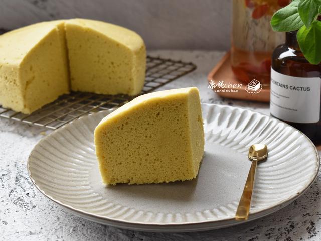小米糕这样做,松软有弹性,蒸一蒸好吃不上火,尤其适合老人孩子