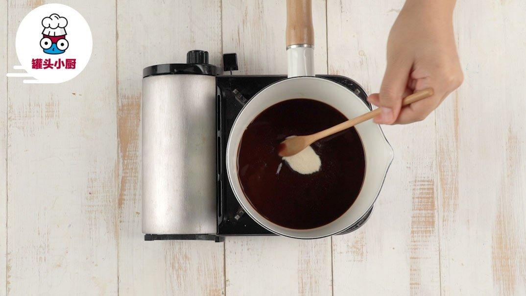 速溶咖啡史上最高逼格吃法,消暑焦糖咖啡奶冻