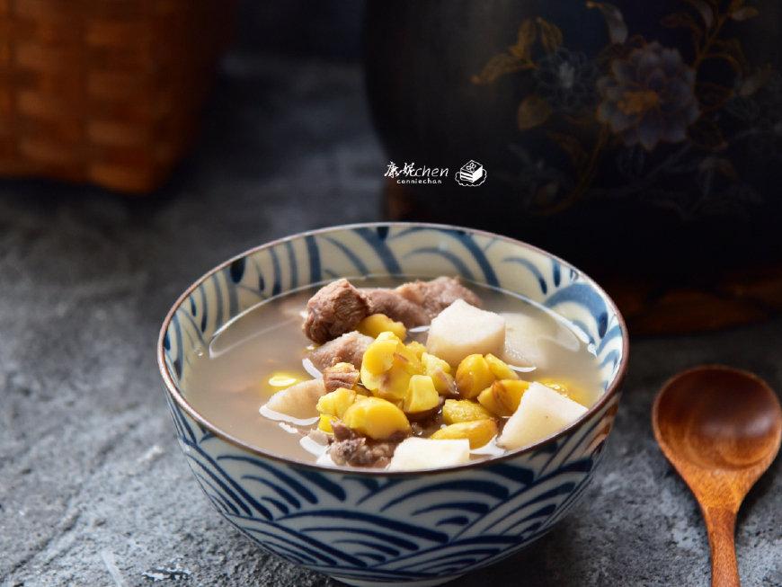 我每周都会煲这汤,清甜美味,滋阴润燥,补钙强筋骨,老少都爱喝