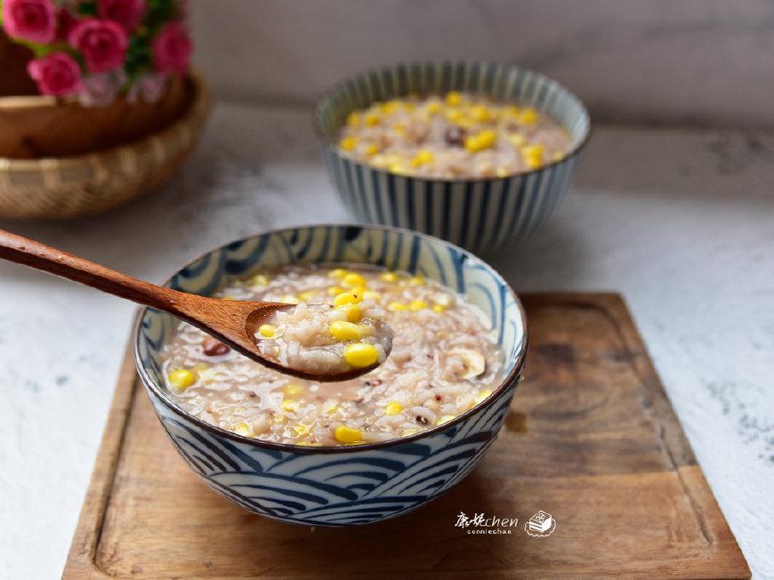 早餐吃粥最养人,这样做省事省力,秋天常吃这粥防秋燥,还健脾养胃