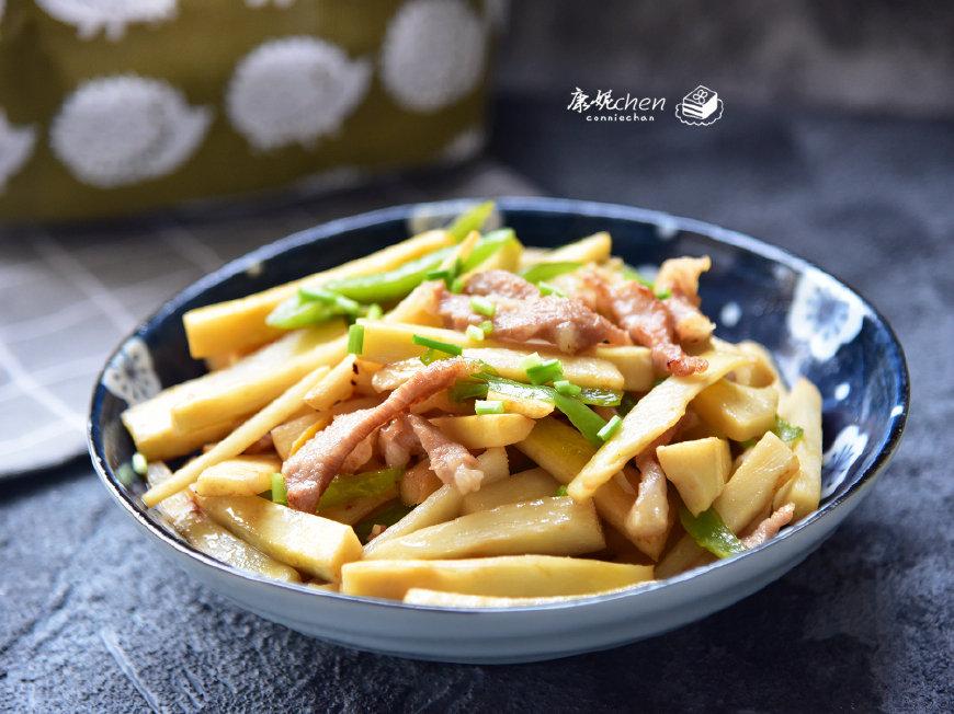 晚餐倍馋这菜,猪肉和它搭配特别鲜美,尤其适合夏天吃,喷香开胃