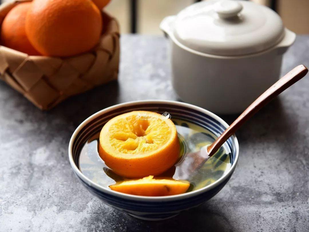 橙子这么吃,润肺止咳,尤其热咳最有效,做法简单,食疗远胜药疗