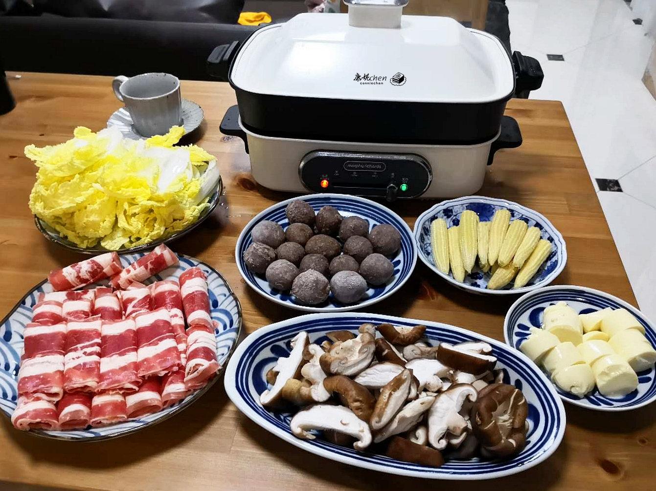 过年不想炒菜,那就吃火锅吧,简单省事还好吃,它做汤底清热去火