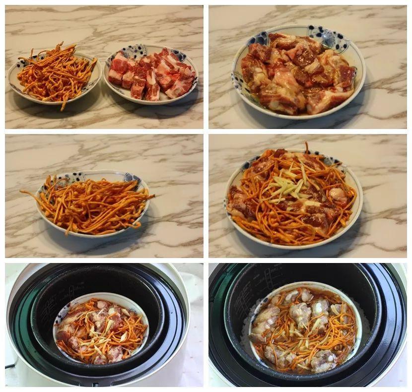 这6道蒸菜滋补美味,营养不上火,简单好做,冬至新年家宴露一手