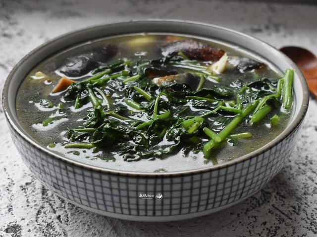 遇见这菜别错过,煮汤清香味美,甘润可口,生津开胃,清热去火