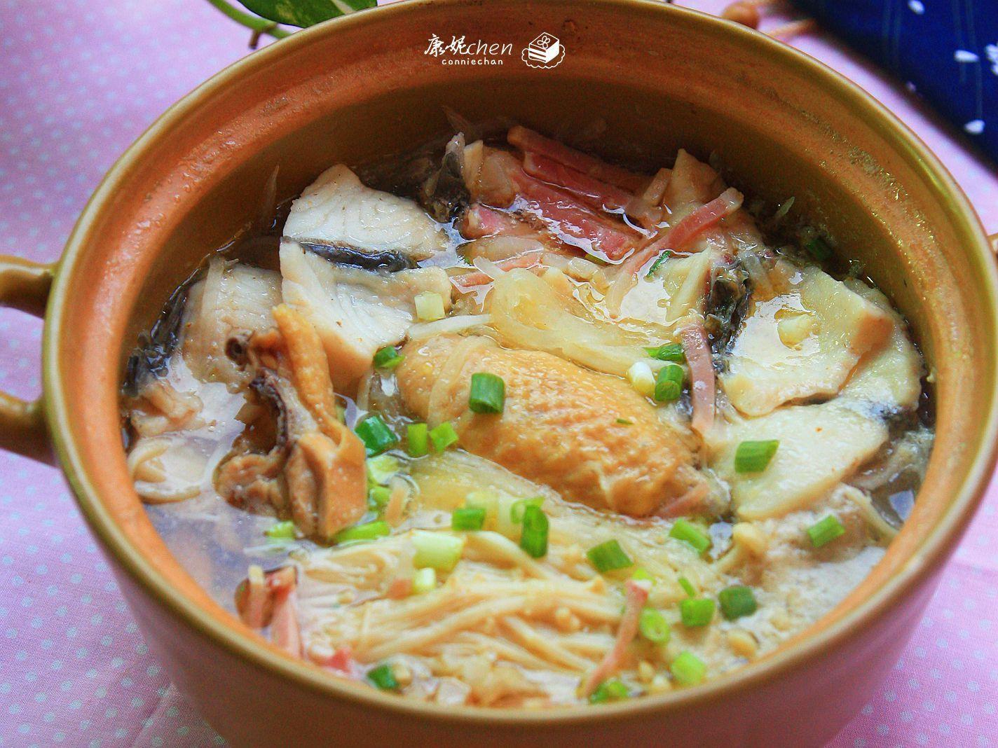 霜降后这锅滋补强身,比火锅简单还好吃,又鲜又香,天天吃不腻