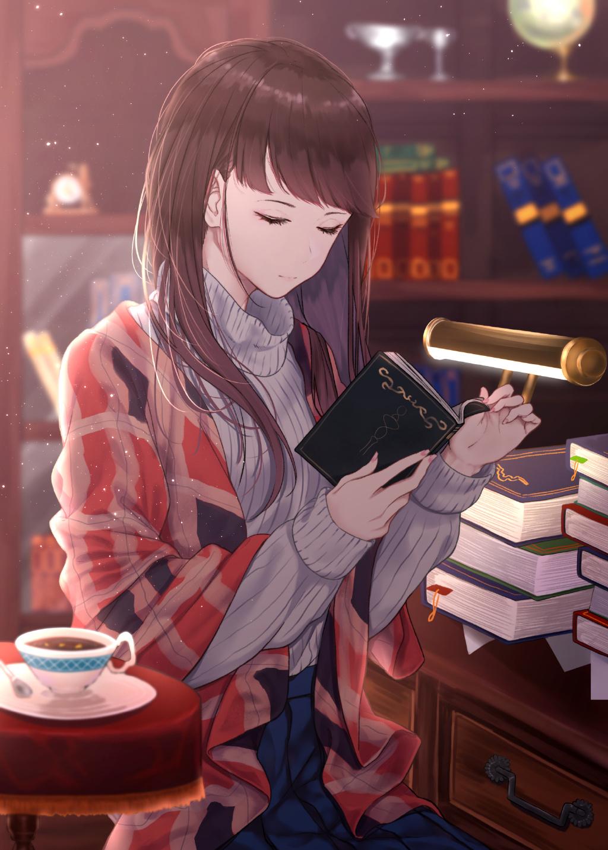 【P站画师】黑丝、泪痣与眼镜娘!日本画师サイトー的插画作品- DIMTOWN.COM