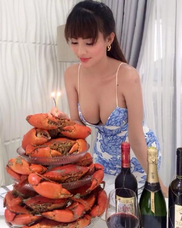 更持久 听说螃蟹吃多了