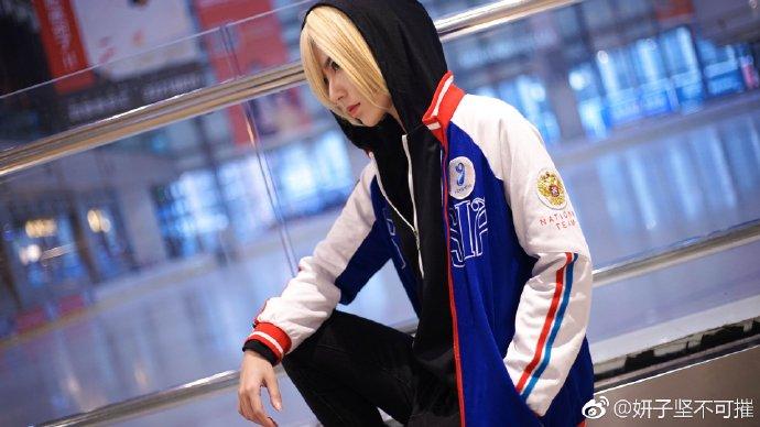 【cos正片】《冰上的尤里》尤里普利塞提 cosplay欣赏 cosplay-第8张