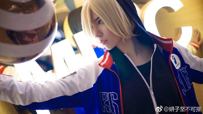 【cos正片】《冰上的尤里》尤里普利塞提 cosplay欣赏 cosplay-第9张
