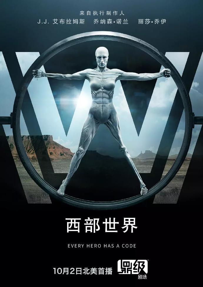 西部世界第一季[10集全].2016.HD720P.中英双字