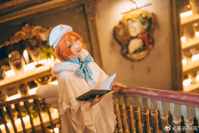 【cos正片】《lovelive!》星空凛 cosplay欣赏 cosplay-第5张