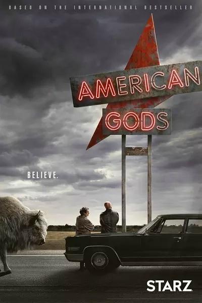 美国众神第一季