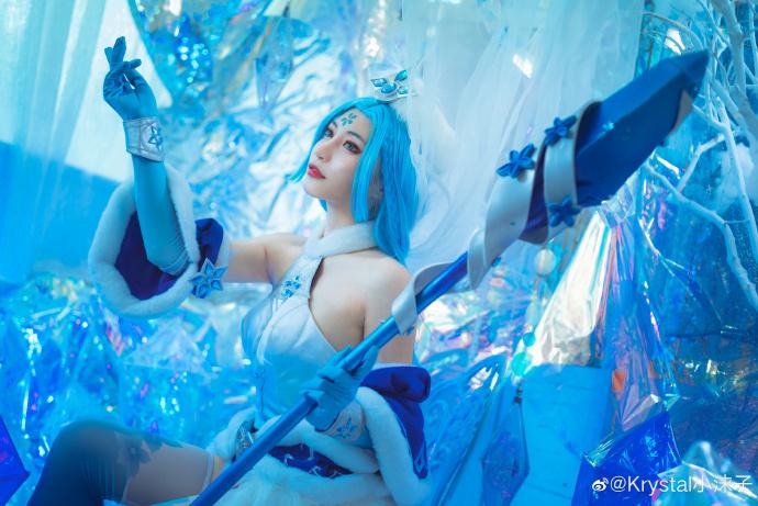 【cos正片】《王者荣耀》王昭君cosplay欣赏 cosplay-第3张