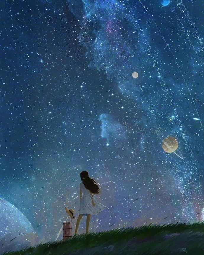 晚安心情短语:我以为时间是最好的偏方,结果治好的全是皮外伤