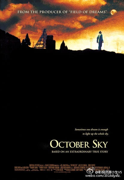 1999高分传记剧情《十月的天空》BD1080P.中字