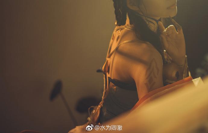 【cos正片】红尘中会有多少梦《王者荣耀》杨玉环cosplay欣赏 cosplay-第5张