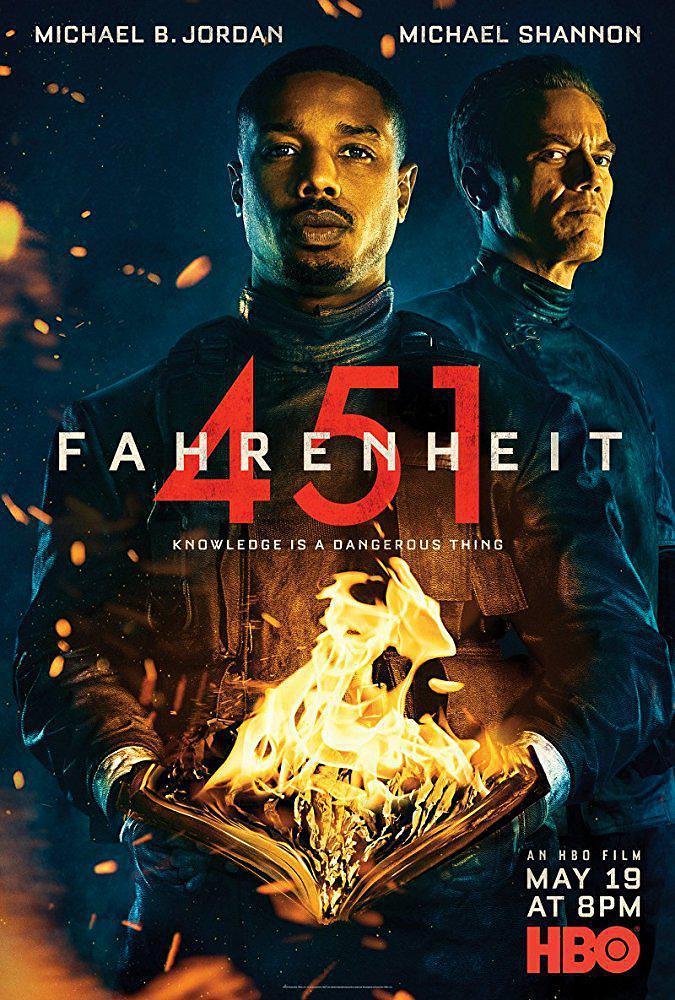华氏451 Fahrenheit 451 【WEB-DL720p/1080p内嵌中英字幕】【2018】【剧情/科幻】【美国】