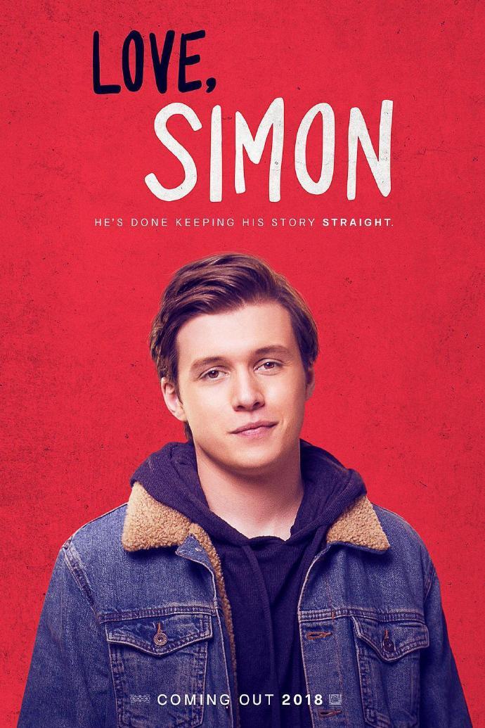 爱你,西蒙 Love, Simon 【WEB-DL720p/1080p内嵌中英字幕】【2018】【剧情/爱情/同性】【美国】