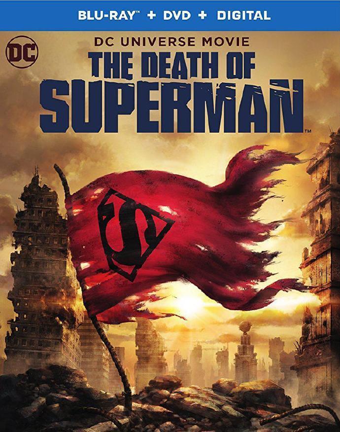 超人之死 The Death of Superman 【WEB-DL1080p内嵌中英字幕】【2018】【动作/科幻/动画】【美国】