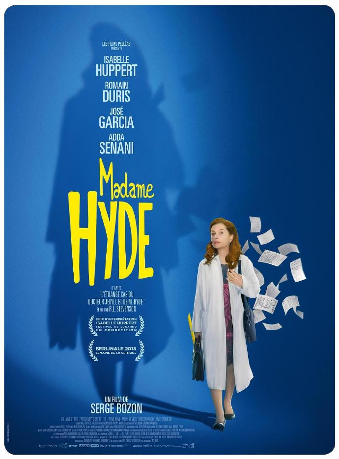 海德女士 Madame Hyde 【WEB-DL1080p内嵌中英字幕】【2017】【喜剧/奇幻】【法国/比利时】