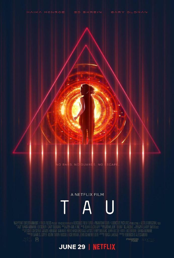 智慧囚屋 Tau 【WEBRip720p/1080p中文字幕】【2018】【科幻/惊悚】【美国】