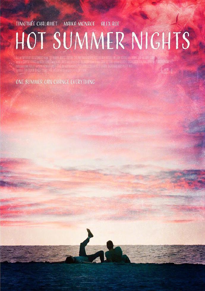 炎夏之夜 Hot Summer Nights 【HDRip无字幕】【2017】【剧情】【美国】