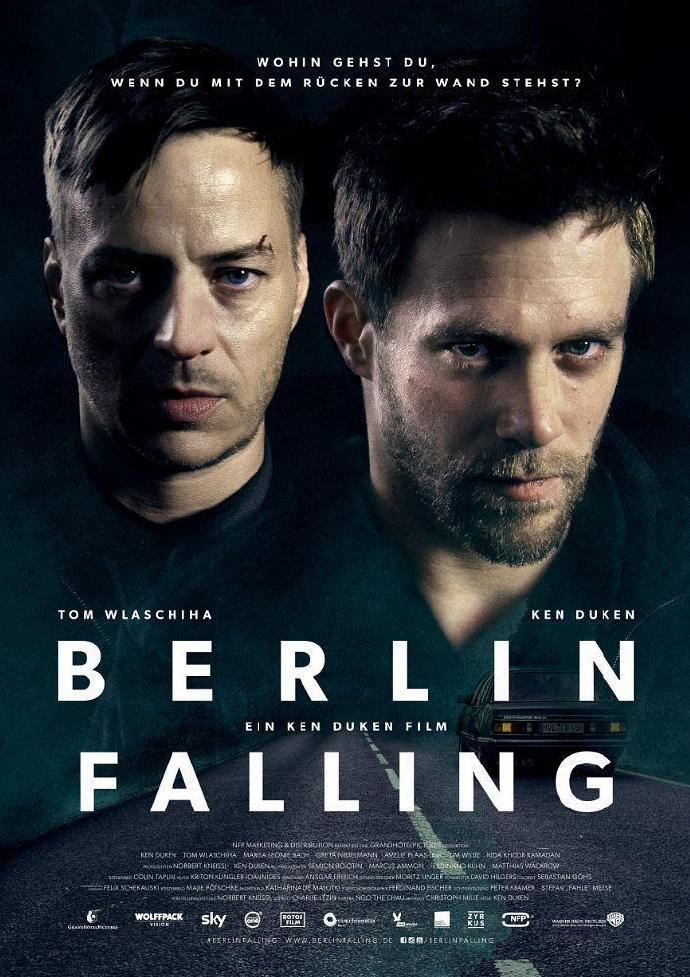 柏林危机 Berlin Falling 【蓝光1080p内嵌中英字幕】【2017】【剧情】【德国】