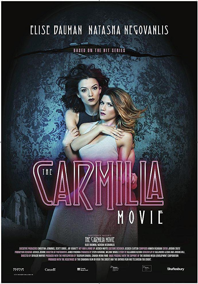 卡蜜拉 The Carmilla Movie 【WEB-DL720p内嵌中文字幕】【2017】【喜剧/恐怖/同性】【加拿大】