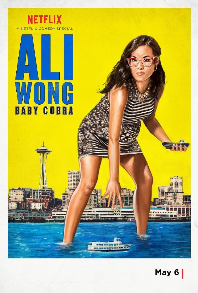 黄阿丽:小眼镜蛇 Ali Wong: Baby Cobra 【WEBRip1080p中文字幕】【2016】【喜剧】【美国】