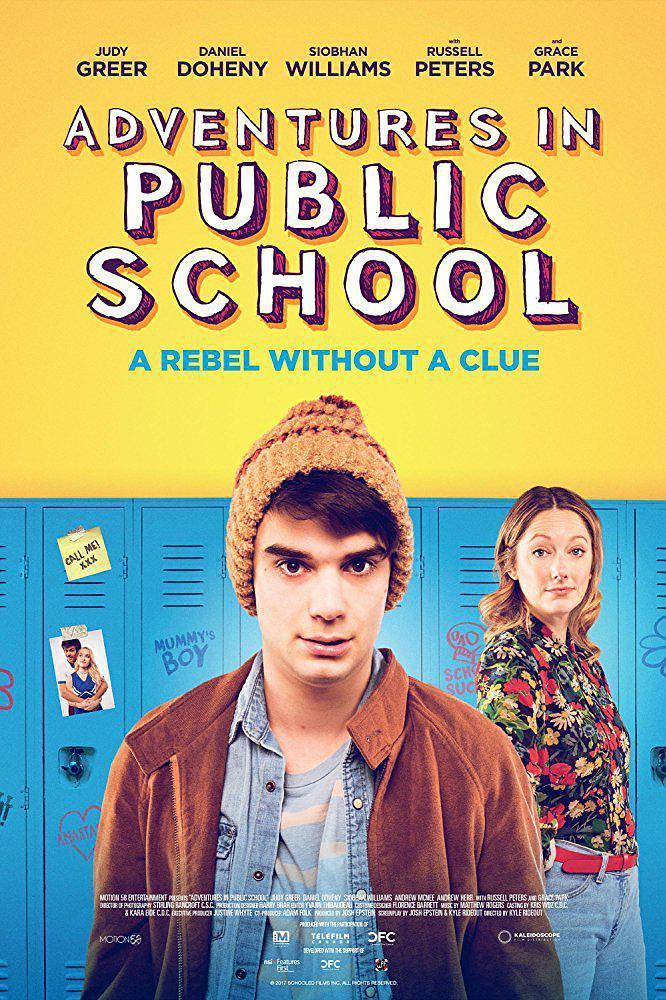 公共教育 Public Schooled 【蓝光720p/1080p外挂中英字幕】【2017】【喜剧】【美国/加拿大】