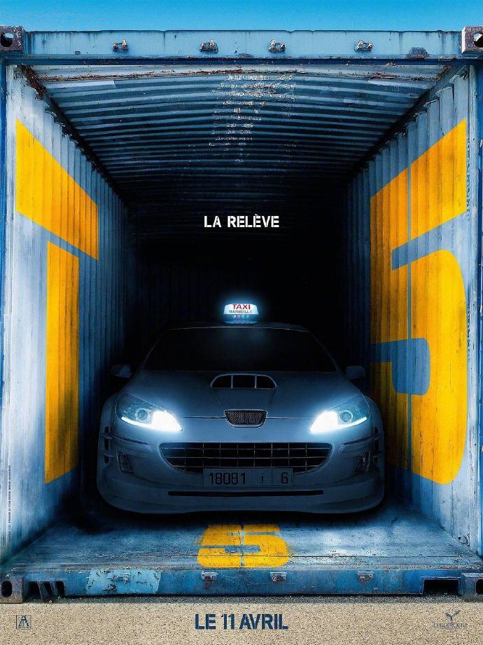 的士速递5 Taxi 5 【蓝光720p/1080p内嵌中文字幕】【2018】【喜剧/动作/犯罪】【法国】