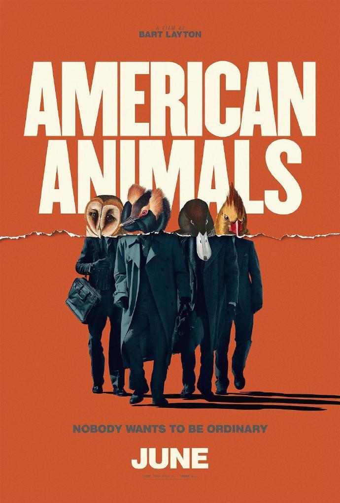 美国动物 American Animals 【WEB-DL1080p内嵌中英字幕】【2018】【剧情/犯罪】【美国/英国】