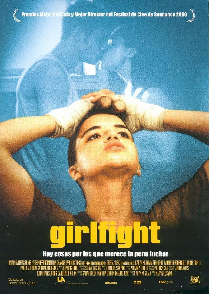 女生出拳 Girlfight 【DVDRip内嵌中文字幕】【2000】【剧情/运动】【美国】