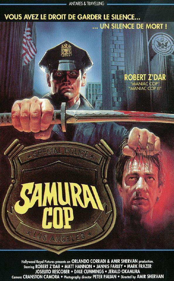 武士警官 Samurai Cop 【内嵌中文字幕】【1991】【动作/惊悚/犯罪】【美国】