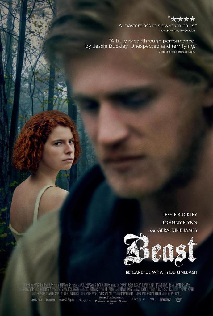 野兽 Beast 【蓝光1080p内嵌中英字幕】【2018】【剧情】【英国】