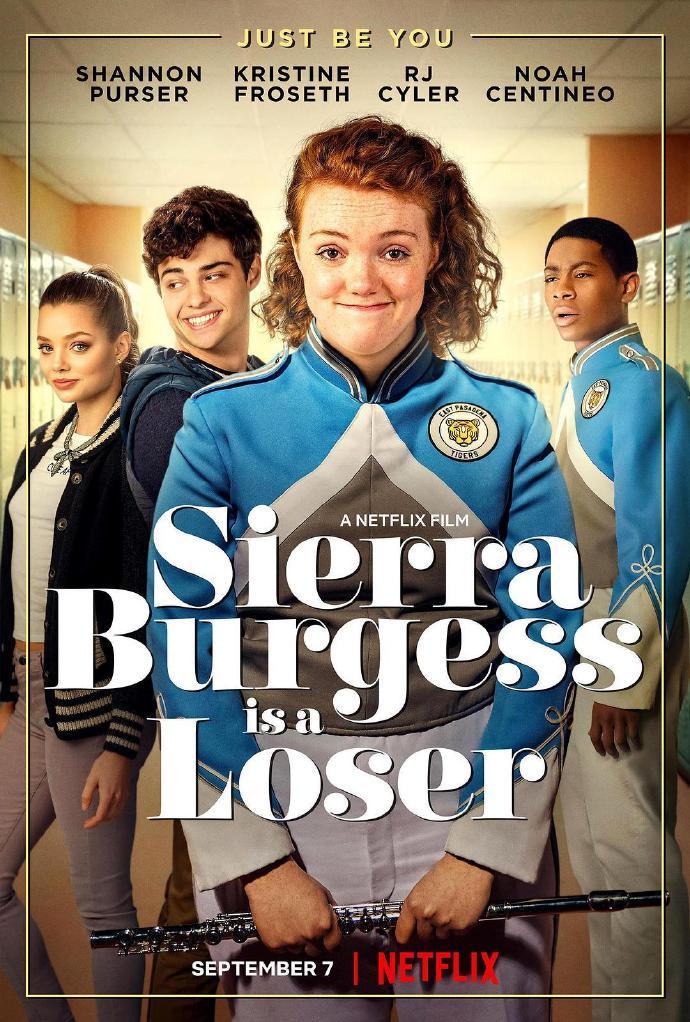 塞尔拉·伯格斯是废柴 Sierra Burgess Is a Loser 【WEB-DL720p/1080p内封中文字幕】【2018】【喜剧】【美国】