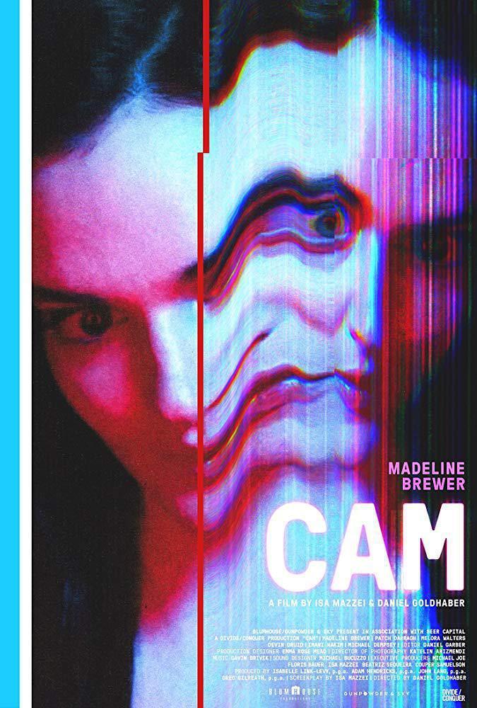 禁入直播 Cam 【WEBRip1080p内嵌中文字幕】【2018】【悬疑/惊悚/恐怖】【美国】