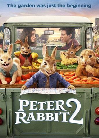 比得兔2:逃跑計劃 Peter Rabbit 2: The Runaway