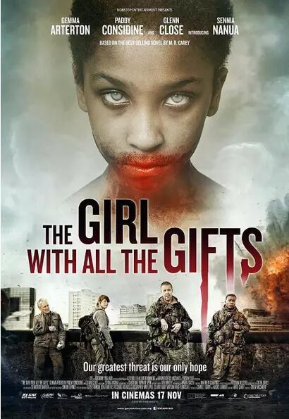 天賜之女 The Girl with All the Gifts